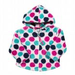 Kite Hooded Fleece Baby Girl